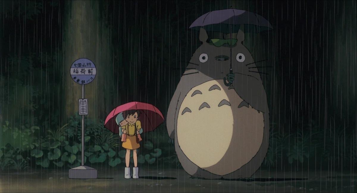 Tonari no Totoro (Komşum Totoro)