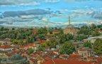 Osmanlı Şehirlerinin Oluşumunda Vakıf Müessesesinin Katkıları